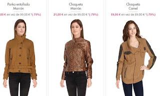 más ejemplos de chaquetas para mujer