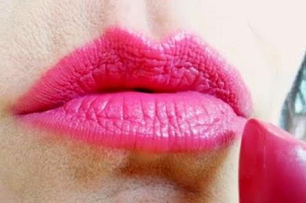 nyx pink lipstick sweet tart