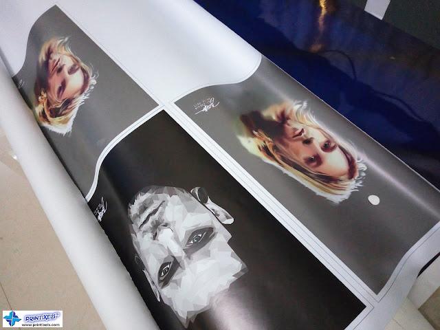 Large Format Photo Print