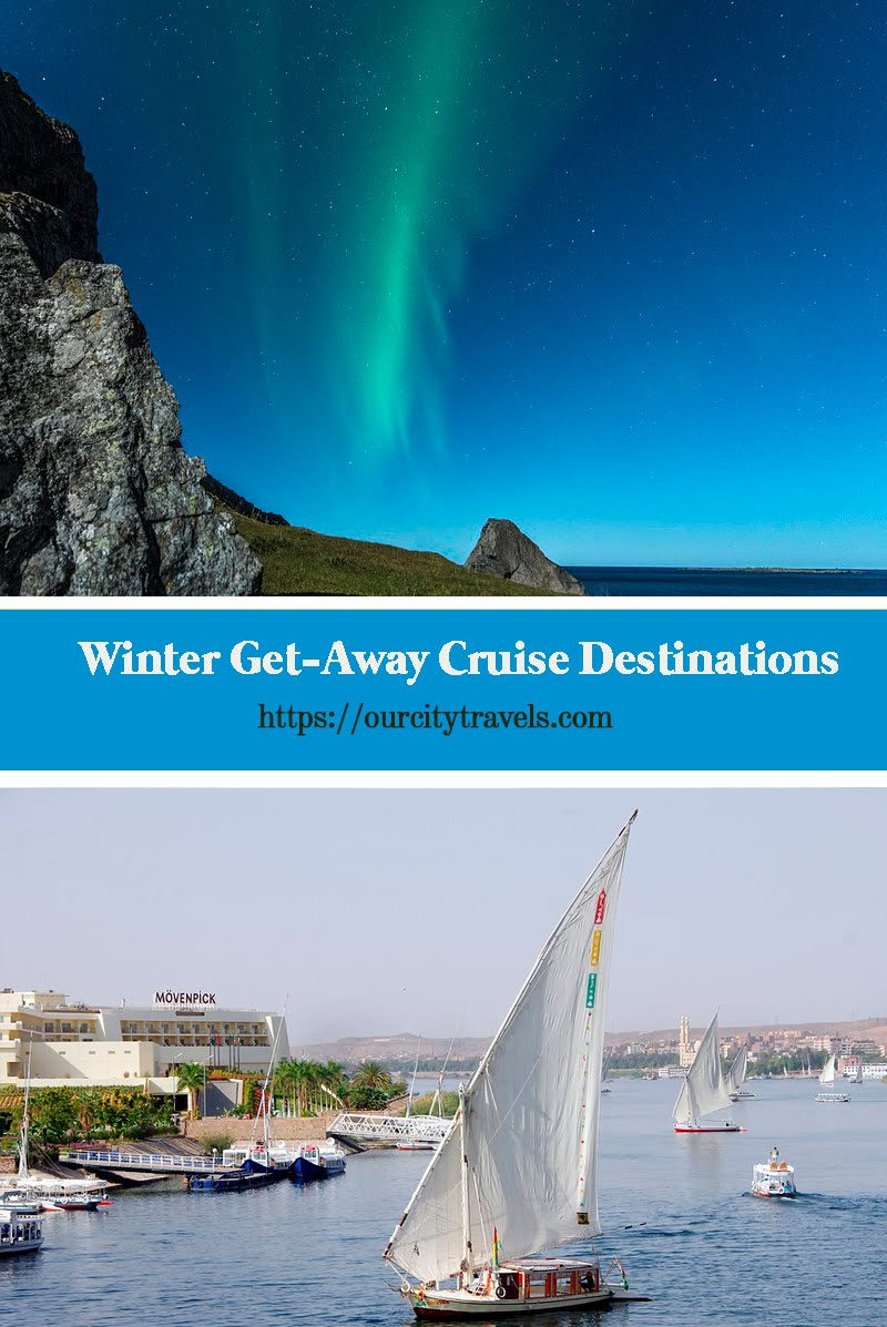 Winter Get-Away Cruise Destinations - Vacations, road trips, and cruise holidays are popular during the summer season. Most people are used to the idea that summers are the best time to spend a holiday. But those who have experienced the cold and wet winter weather in the UK may want to re-consider their holiday schedules.