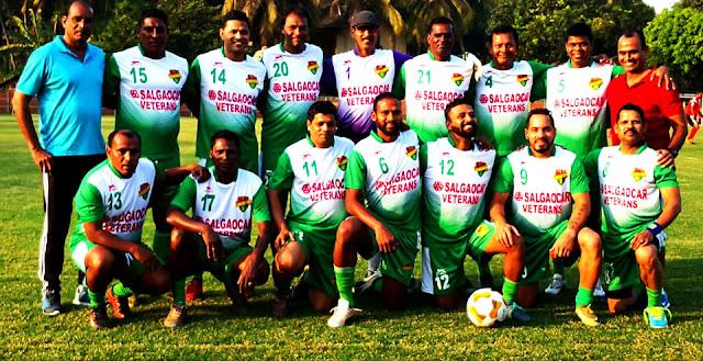 Salgaocar, Goa Veterans, Goa Football, FC Goa