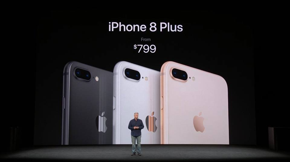 Apple unveiled iPhone 8 and iPhone 8 Plus: See Specifications and Price in Nigeria