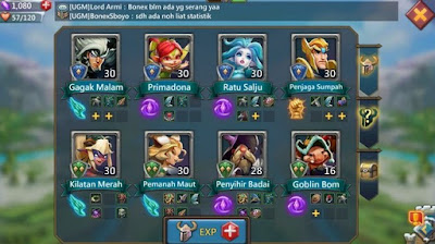 Heroes Lords Mobile