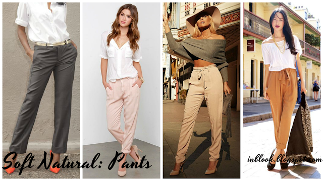 Soft Natural Pants, Мягкий Натурал Штаны