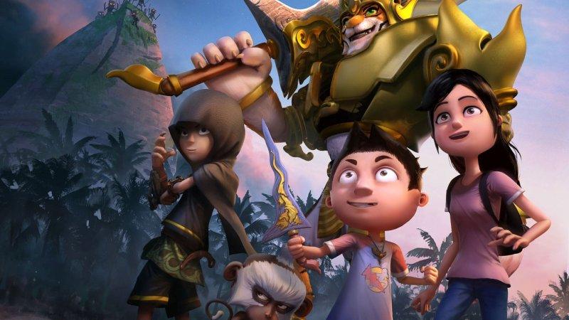 Knight Kris, Film Animasi Lokal Berskala Internasional