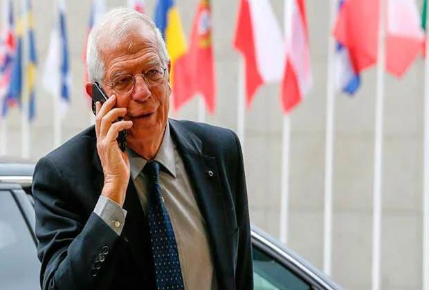 Borrell: La solución en Venezuela no es una intervención militar de EEUU
