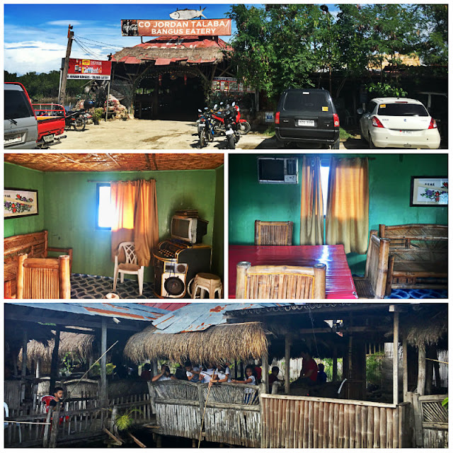 Co Jordan Fishing Lagoon, Bangus and Talaba Eatery in Consolacion Cebu