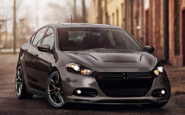 2017 Dodge Dart SRT Price Canada