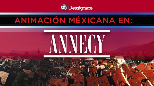 México en Annecy : Documental