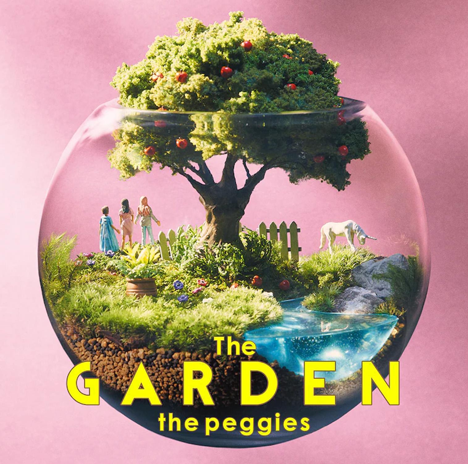 the peggies - The GARDEN
