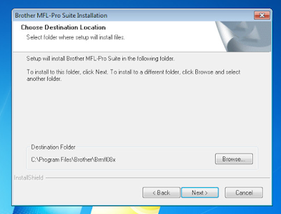 How To Install Driver MG 7100