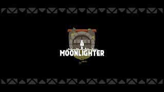 Moonlighter Logo Wallpaper