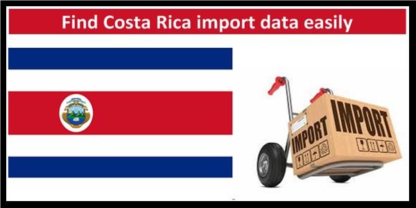 Import data Costa Rica