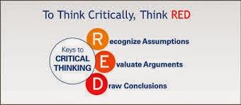 Keys To Critical Thinking