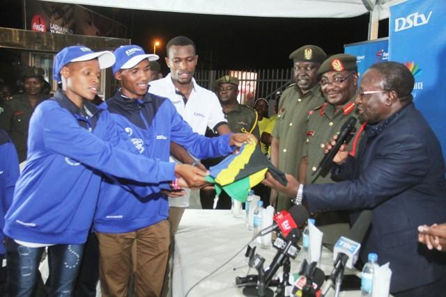 Alphonce Simbu Apokelewa kwa Shangwe Nchini