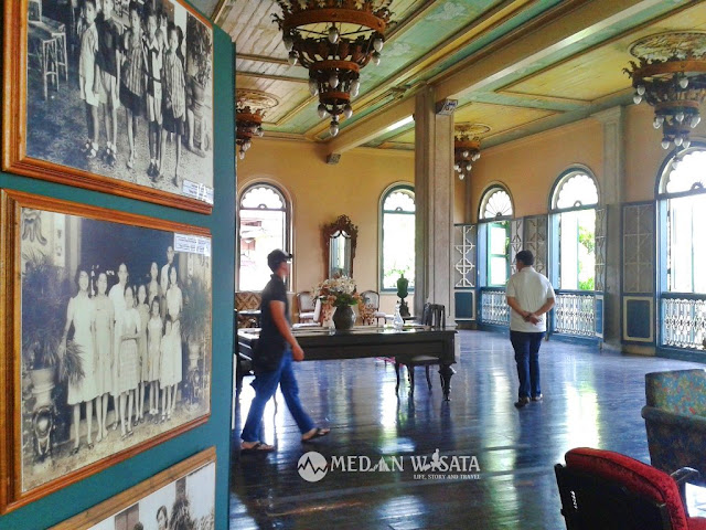 Tjong A Fie Mansion : Spot Wisata Heritage Kota Medan