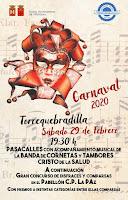 Torrequebradilla (Villatorres) - Carnaval 2020