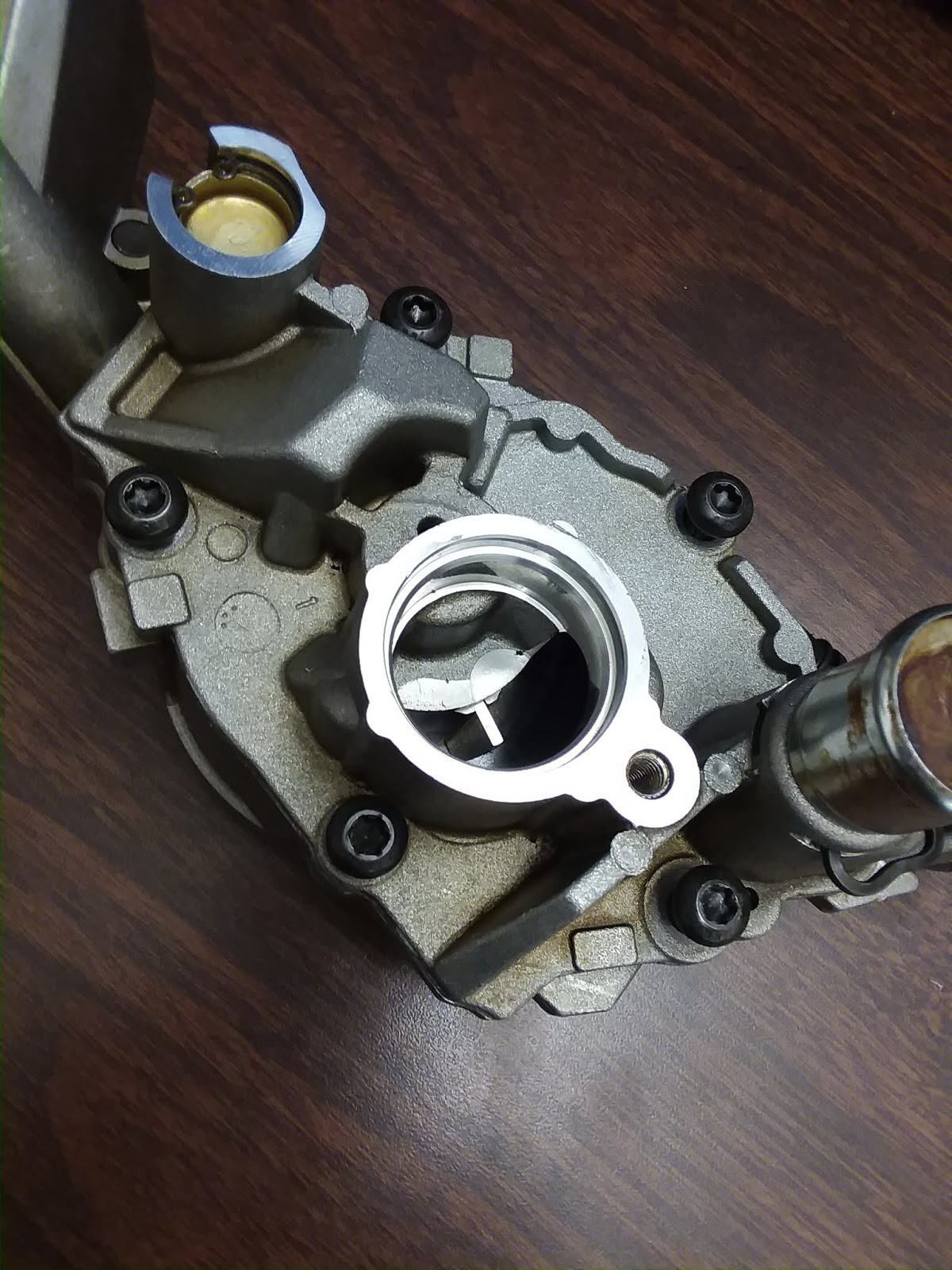 3 6L Pentastar Oil Pump Replacement for P06DD code | Nomad's JKU