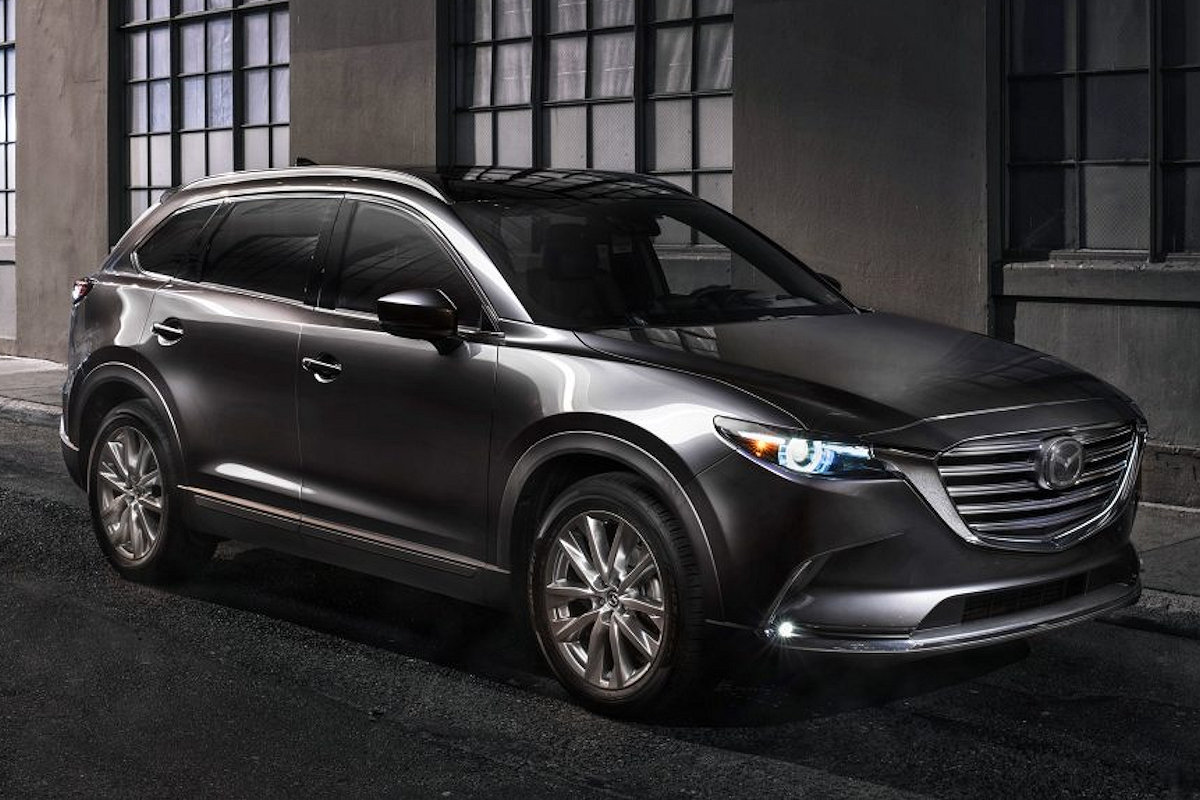 The 2018 Mazda CX 9 7 Seater SUV Earned A Five Star Overall Safety Rating  In The US Governmentu0027s National Highway Traffic Safety Administration  (NHTSA) ...