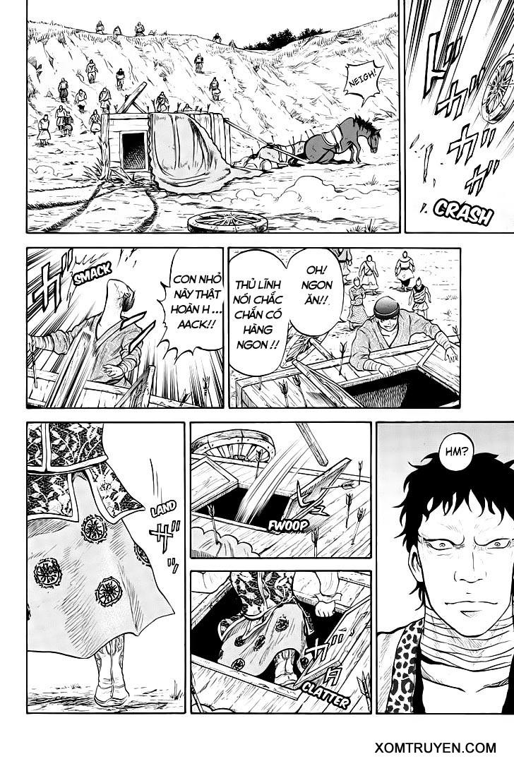 Horizon (okada takuya) chap 48 [end] trang 2