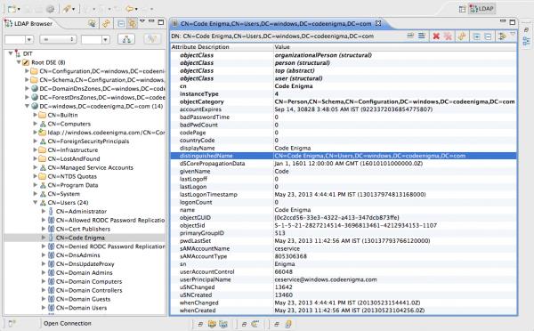Conexión de su sitio de Drupal a un servidor de Microsoft