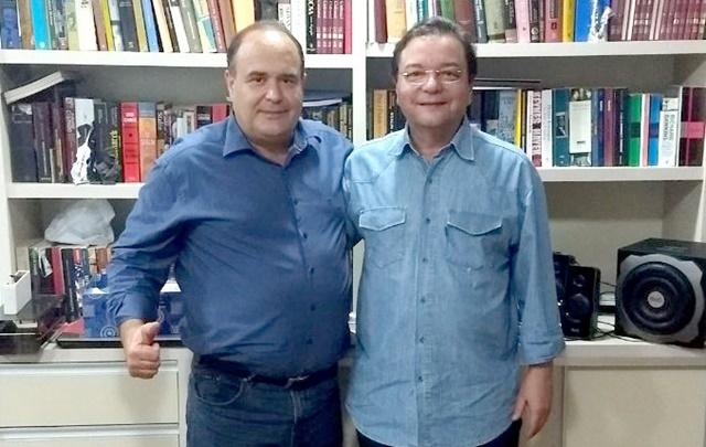 ELEIÇÕES: 2018 começa com muito trabalho para o pré candidato a deputado federal Maurílio Viana