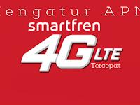 Cara Setting APN Smartfren 4G GSM Tercepat Terbaru Juni 2018