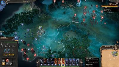 Fantasy General 2 Game Screenshot 9