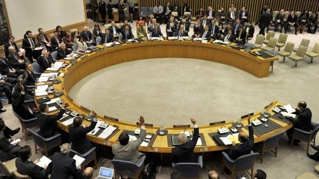 O Conselho de Segurança da ONU aprovou por unanimidade uma resolução exigindo um cessar-fogo de 30 dias na Síria.