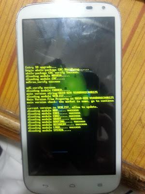 Huawei G610-U20 Upgrading SD Card method - PAKFONES