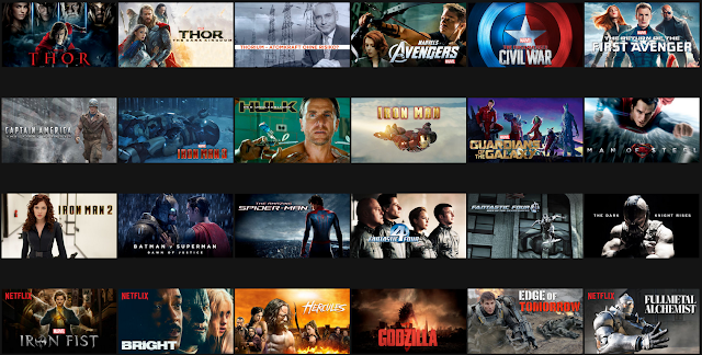 Superbohaterowie Marvela na Netflixie - propozycje filmów na Wielkanoc