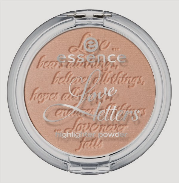 essence love letters – highlighter powder