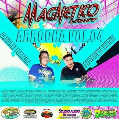 CD MAGNETICO LIGHT ARROCHA VOL 04 : ABRIL 2017