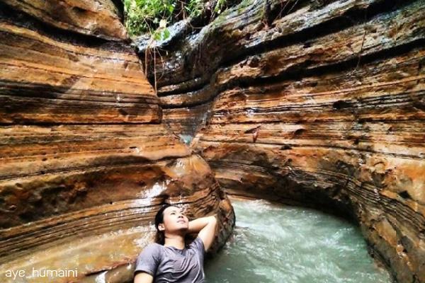 Wisata Curug Leuwi Putri Banten