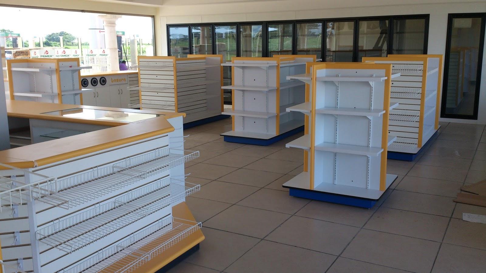 Muebles de tiendas mobiliario de oficina muebles de for Muebles de oficina resistencia chaco