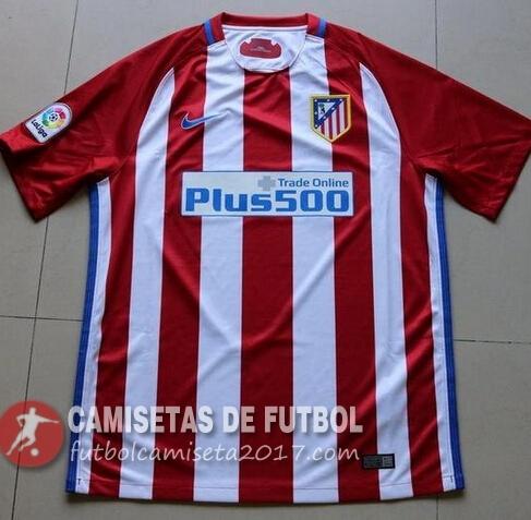 42a543f1a5be4 En comparación con la camisa en casa del Atlético Madrid de la temporada  pasada