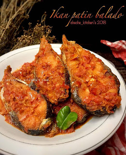 Resep Patin Balado By @cheche_kitchen