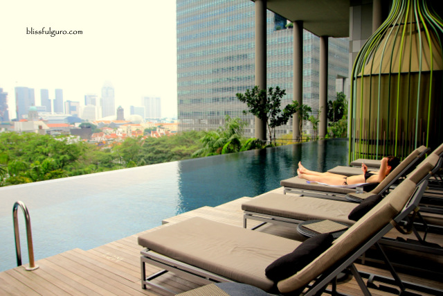 Parkroyal on Pickering Hotel Singapore Blog