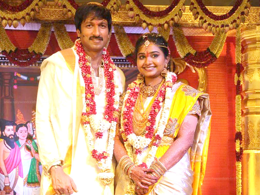 Gopichand Profile Biography Family Photos And Wiki And
