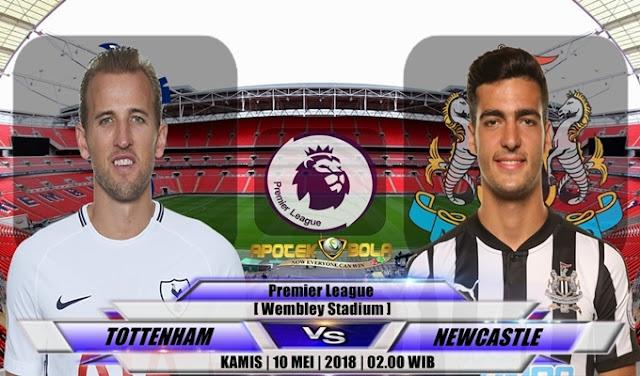 Prediksi Tottenham Hotspur vs Newcastle United 10 Mei 2018
