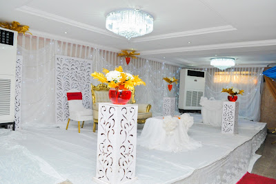 Where can I get the best hall for my event in Allen Avenue, Ikeja