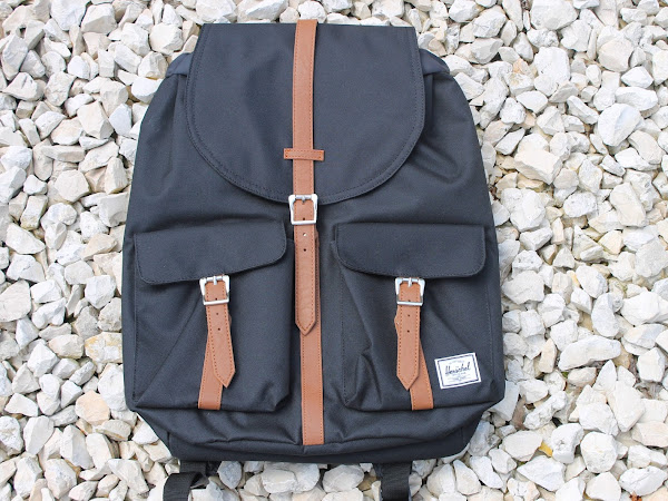 My New Backpack - Herschel Dawson