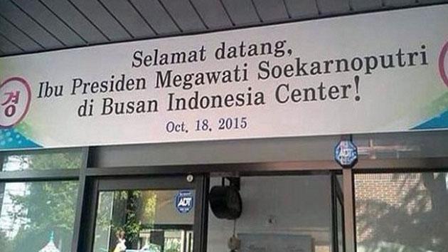 APA? Disini Jokowi Tidak Diakui Sebagai Presiden Indonesia?