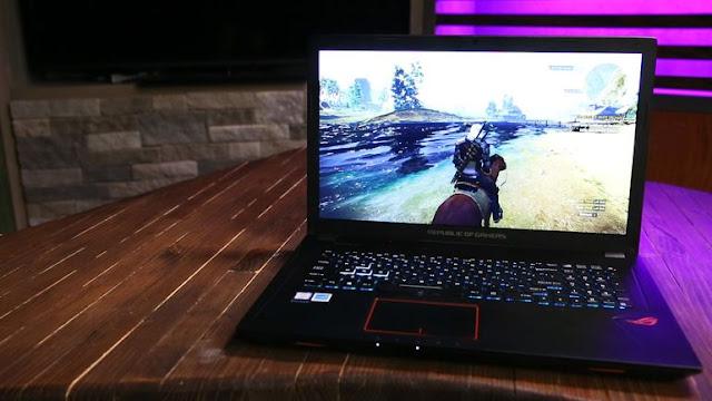ASUS ROG Strix GL753VE, Laptop Gaming Gahar Dengan Harga Terjangkau