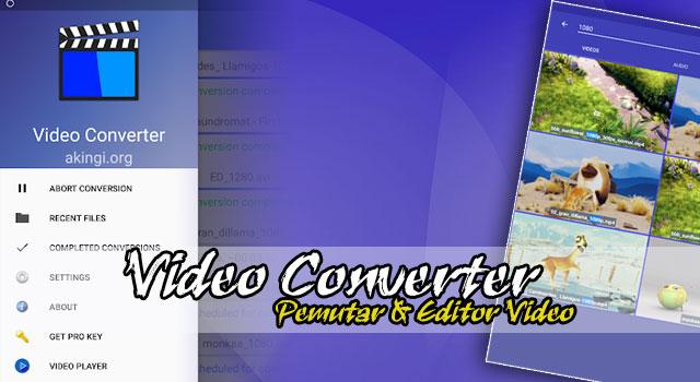 Video Converter PRO Apk Terbaru