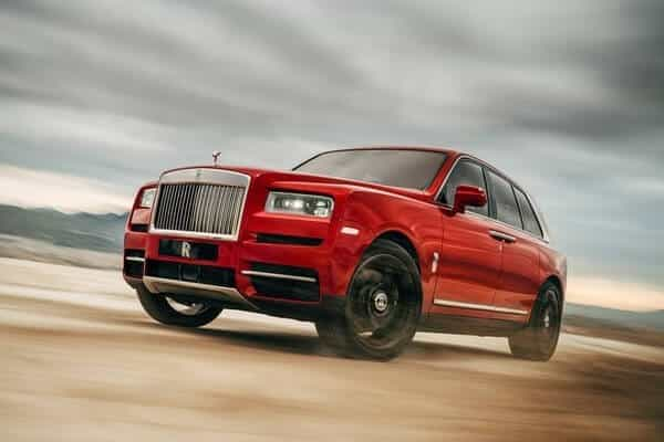 Rolls-Royce Cullinan Full Review