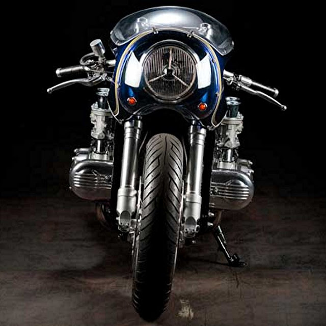 Cafe Racer Krakenhead Customs