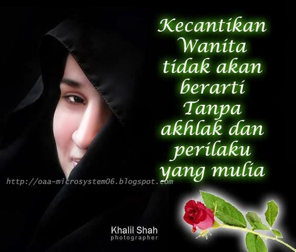 Omar Abdul Aziz Oaa 9 Tips Menjadi Wanita Cantik Dalam Islam