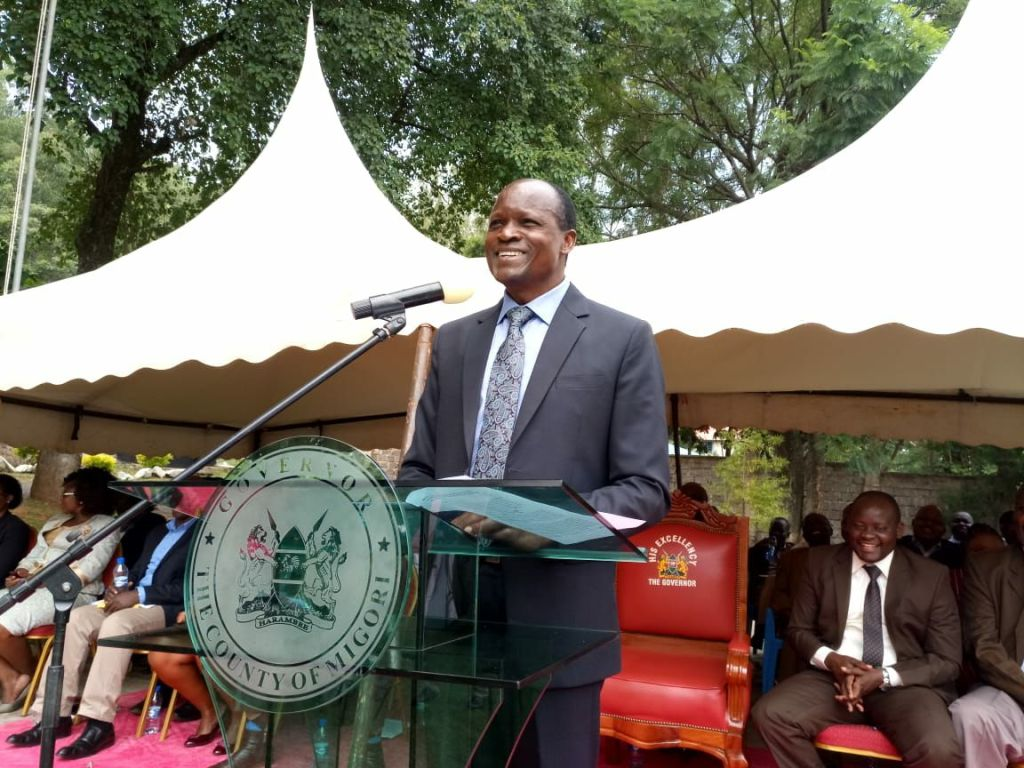 Did Governor Obado Attempt Suicide? There were allegations that governor Okoth Obado who is currently in court facing murder charges and had to spend the weekend at the Gigiri Police Station tried to commit suicide in police cells.Here Is The Truth