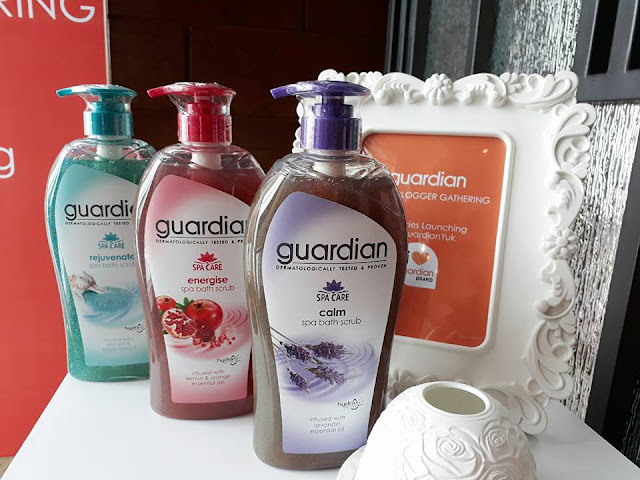 Guardian #BathSeries Spa Series Review #KeGuardianYuk